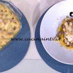 Detto Fatto - ricetta Pasta al forno bianca rivisitata di Ilario Vinciguerra