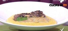 Detto Fatto | Polenta con salamelle porcini e taleggio ricetta Marco Pirovano