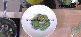Detto Fatto | Tondini di ricotta con salsa alle vongole ricetta Beniamino Baleotti