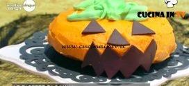 Mattino Cinque - ricetta Torta stregata di Halloween di Samya