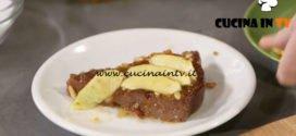 Ricette all'italiana - ricetta Castagnaccio con gratin di mele di Anna Moroni