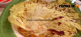 La Prova del Cuoco | Crema di patate con radicchio variegato ricetta Luca Natalini