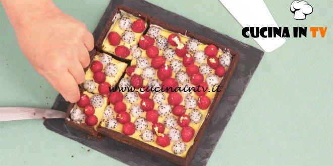 Bake Off Italia 7 - ricetta Crostata geometrica di Martina