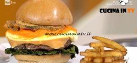 Detto Fatto | Hamburger poetico ricetta Mattia Poggi