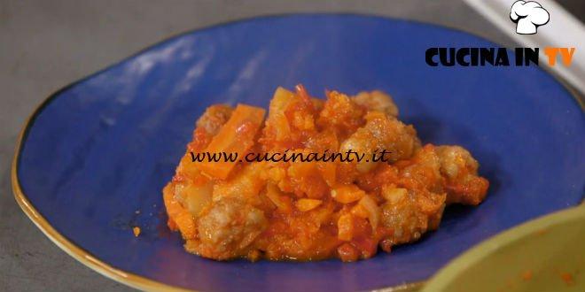 Maiale in agrodolce ricetta Anna Moroni da Ricette all'italiana