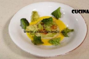 Cotto e Mangiato | Millefoglie di verza ricetta Tessa Gelisio