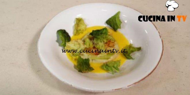 Cotto e mangiato - Millefoglie di verza ricetta Tessa Gelisio