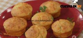 Muffins alle erbe ricetta Anna Moroni da Ricette all'italiana
