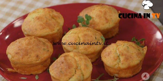 Ricette all'italiana | Muffins alle erbe ricetta Anna Moroni