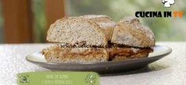 Il gusto della felicità - ricetta Panino con sgombro e crema di pomodori secchi di Marco Bianchi