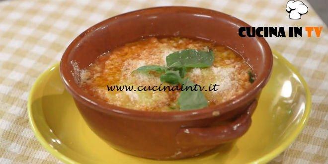 Pappa al pomodoro ricetta Anna Moroni da Ricette all'italiana