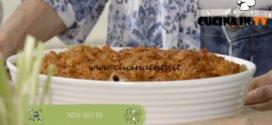Il gusto della felicità - ricetta Pasta al ragù di soia di Marco Bianchi