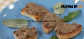 Ricette all'italiana | Patè di fegatini ricetta Anna Moroni