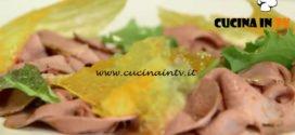 Uno chef in fattoria - ricetta Petto d'anatra con chutney di pesche di Roberto Valbuzzi