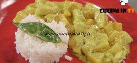 Ricette all'italiana | Pollo al curry con le mele ricetta Anna Moroni