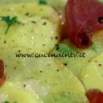 no chef in fattoria - ricetta Ravioli con formaggella e violino di capra di Roberto Valbuzzi