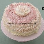 Bake Off Italia 7 - ricetta Ruffle cake di Martina
