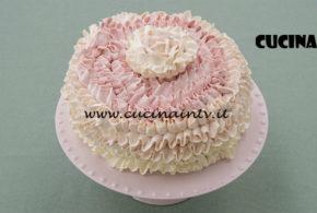 Bake Off Italia 7 | Ruffle cake ricetta Martina