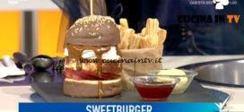 Detto Fatto - ricetta Sweetburger di Alessandro Capotosti