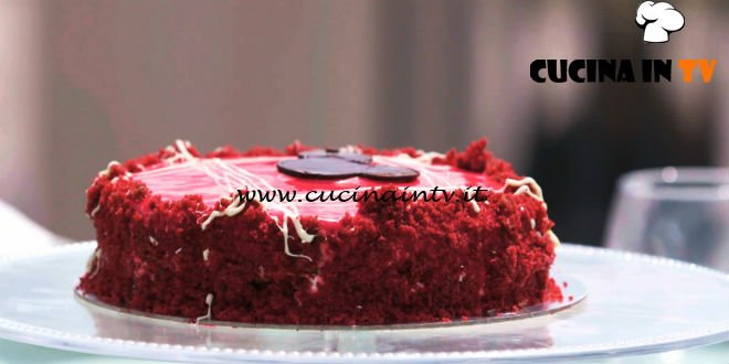 Bake Off Italia 7 - ricetta Torta Topolino di Rong