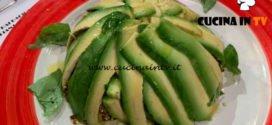 La Prova del Cuoco - ricetta Zuccotto di avocado e quinoa di Paolo Zoppolatti