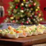 Natale in cucina con Food Network - ricetta Barchette di indivia con insalata russa di Marco Bianchi