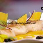 Natale in cucina con Food Network - ricetta Capesante su vellutata di zucca di Ernst Knam
