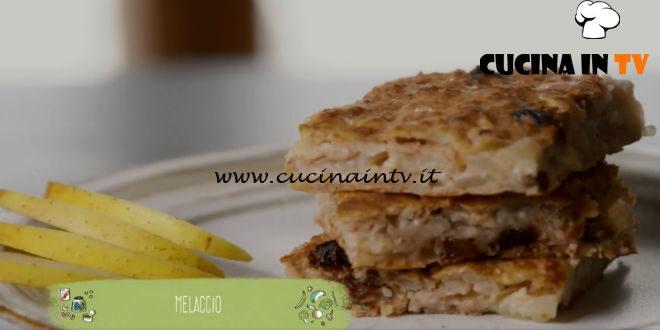 Il gusto della felicità   Melaccio ricetta Marco Bianchi
