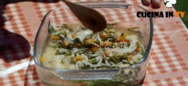 Uno chef in fattoria - ricetta Trote in carpione di Roberto Valbuzzi