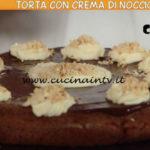 Ricette all'italiana - ricetta Torta con crema di nocciole di Anna Moroni