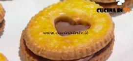 Mattino Cinque - ricetta Biscotti alla crema di nocciole di Samya