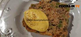 Geo - ricetta Cake di bassanese con zabaione salato di Anna Maria Pellegrino