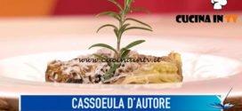 Detto Fatto - ricetta Cassoeula d'autore di Ilario Vinciguerra