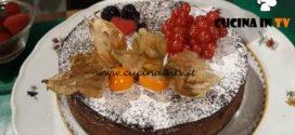 Geo - ricetta Cheesecake fondente di stracchino e ricotta di Anna Maria Pellegrino