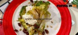La Prova del Cuoco - ricetta Cuore di scarola alla ligure con burrata al mandarino di Juri Risso