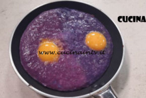 Cotto e Mangiato | Frittata bicolore ricetta Tessa Gelisio