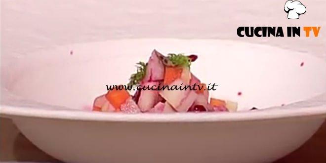 La Prova del Cuoco - ricetta Insalata di frutta e verdura di Cinzia Fumagalli
