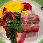 La Prova del Cuoco - ricetta Manzo alla piastra con salsa bernese di Riccardo Facchini