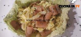Geo - ricetta Mezze maniche con verza patate e rosmarino di Stefania Grandinetti