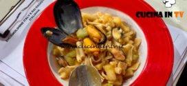 La Prova del Cuoco - ricetta Minestra di cozze patate e pecorino di Ginevra Antonini
