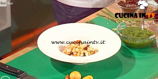 Geo | Minestra maritata di legumi ricetta Peppe Zullo