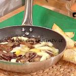 Geo - ricetta Padella di radicchio patate e uova di Diego Scaramuzza