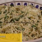 L'Italia a morsi - ricetta Pasta con i tenerumi di Chiara Maci