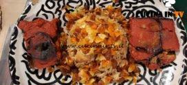Geo - ricetta Kabuli di pollo e Kara badimjan