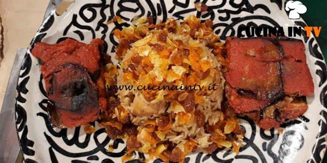 Geo | Kabuli di pollo ricetta Ali Qalandari