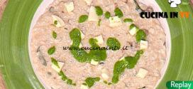 La Prova del Cuoco | Risotto alle castagne e taleggio ricetta Luigi Pomata