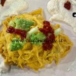 La Prova del Cuoco - ricetta Tagliolini con broccolo e stracciatella di Martino Scarpa