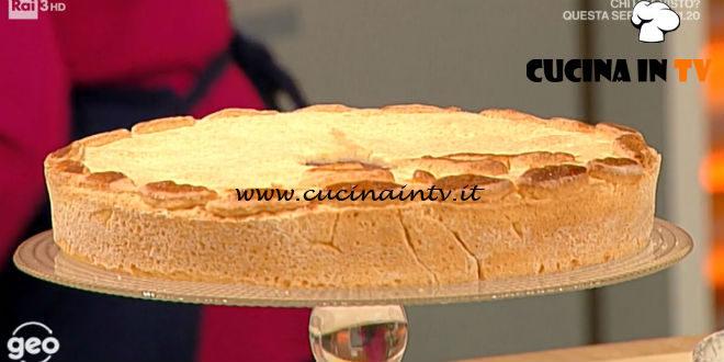 Geo | Torta di Sant'Antonio di Jouvenceaux ricetta Giovanna Ruo Berchera