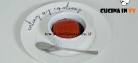 Il gusto della felicità - ricetta Tortini di cacao amaro con salsina di lamponi di Marco Bianchi