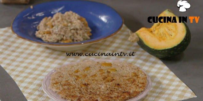 Ricette all'italiana - ricetta Risotto alla zucca e al salto di Anna Moroni